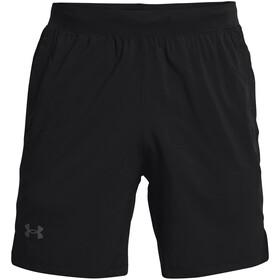 Under Armour Launch SW 7'' Shorts Men, czarny